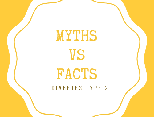 5 mythen over diabetes type 2